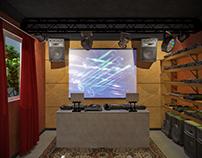 """""""Raketa"""" studio"""
