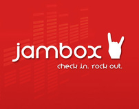 Jambox Identity and Design