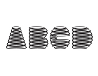 wicker alphabet