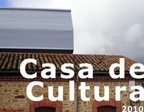 CASA DE CULTURA DE CANDELEDA