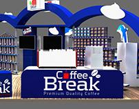 Coffee Break & Dolfin booth