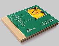 Libro conmemorativo de Seguros La Equidad 45 años