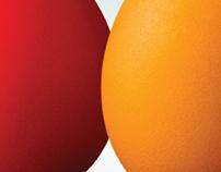MasterCard Eggs