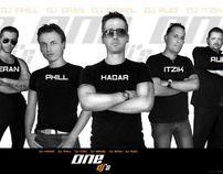 One Dj's Website 2010