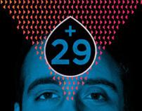 Twenty-Nine // Adv_Poster_Flyer