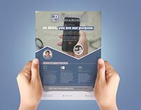 Flyer/ Leaflet Design