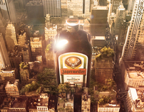 Jägermeister Wallpaper: City