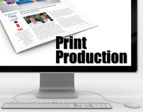 Print Production Projects