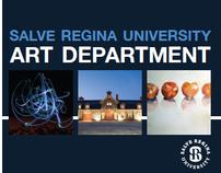 Art Department Brochure Salve Regina University