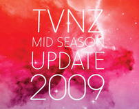 TVNZ DVD package