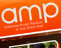 Arkansas Music Pavilion:  2011 Summer Concert Series