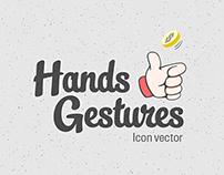 12 Hands Gestures (BUY)