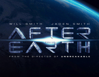 After Earth Teaser Poster