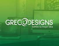 Greco Designs | Branding