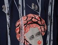 """artbook """"CHARU"""" Marko Vovchok"""