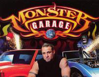 Discovery Channel - Monster Garage