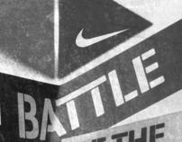 Nike Campus – Event branding