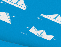 Origami/Papership Corporate Identity