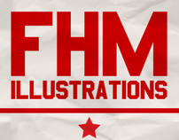Random FHM Illustrations