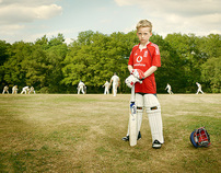 Young Cricketers