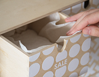 ENZA | Interactive drawers