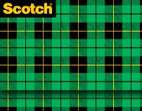 3M Scotch Tape No Peeking