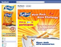 Kurkure - Naya Pack Game