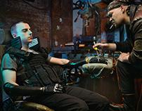 Underground Bionic Workshop