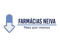 FARMÁCIAS NEIVA | Identidade visual