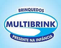 Embalagens para a Multibrink Brinquedos