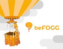 beFOGG: rebranding