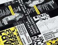Identity for LAVA Avant-garde Film Festival 2017/2018