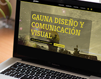 GAUNA PORTFOLIO -web design