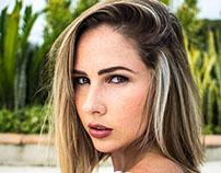 Micaela Portfolio Shoot