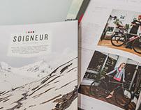 Soigneur Magazine | Montreal Portraits