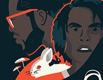 Jordan Peele's Us Poster