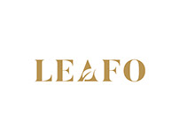 Leafo Natural Logo