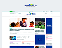 Correio do MS - News Portal