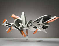 Glossy Sculptures