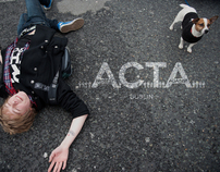 Protest against ACTA - Dublin, Ireland
