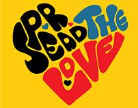 SPREAD THE LOVE. MTN 13th ANNIVERSARY