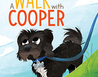 A WALK WITH COOPER