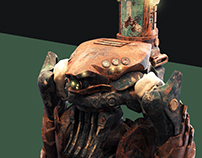 Mantis Mech