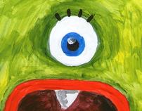 monstruo visual