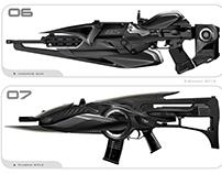 Weapon concept 3