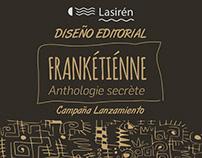 Fundación Lasirén/Lanzamiento Libro Frankétiénne