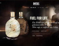 Diesel -  Fragrances Pitch