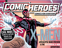 Comic Heroes Magazine Issue 27