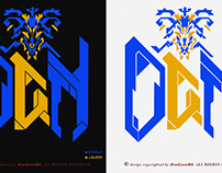'DraGoonMS' identity, logo [2015]