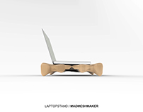LAPTOP STAND / MADMESHMAKER